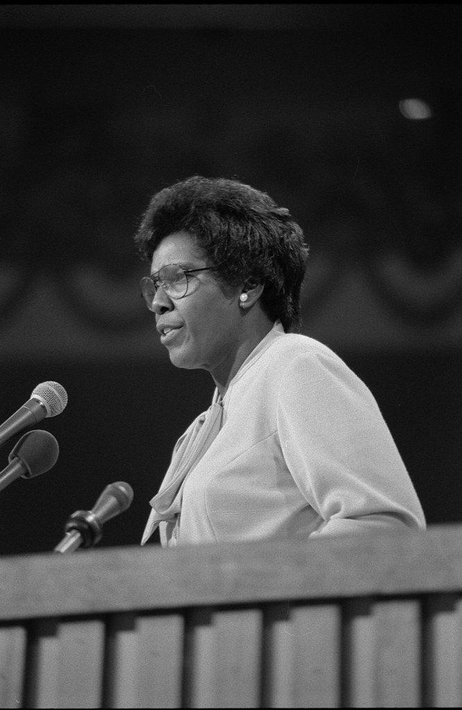 1993Barbara Jordan, U.S. Congresswoman and civil rights leader