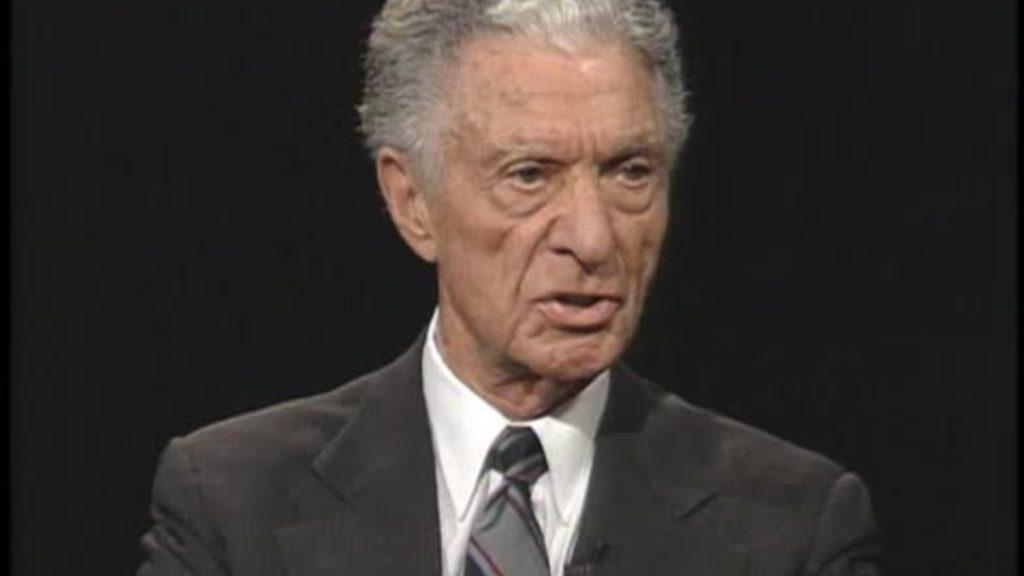 1996Sol M. Linowitz, author and U.S. diplomat