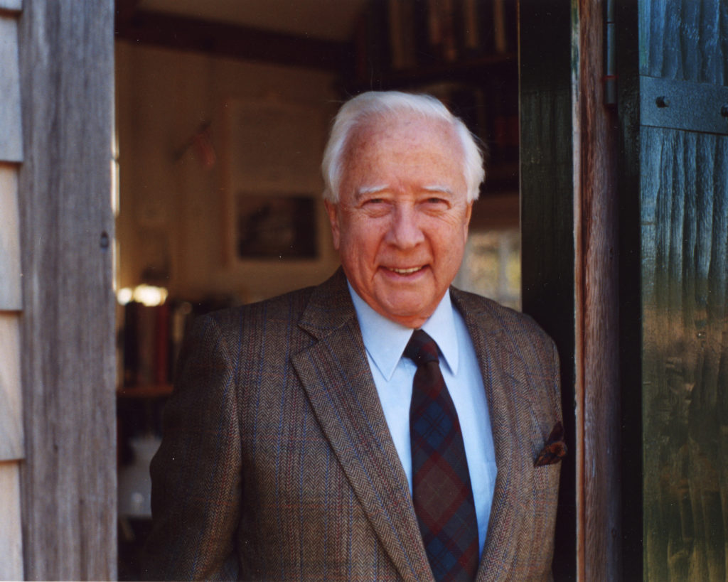 2010	David McCullough, historian and author