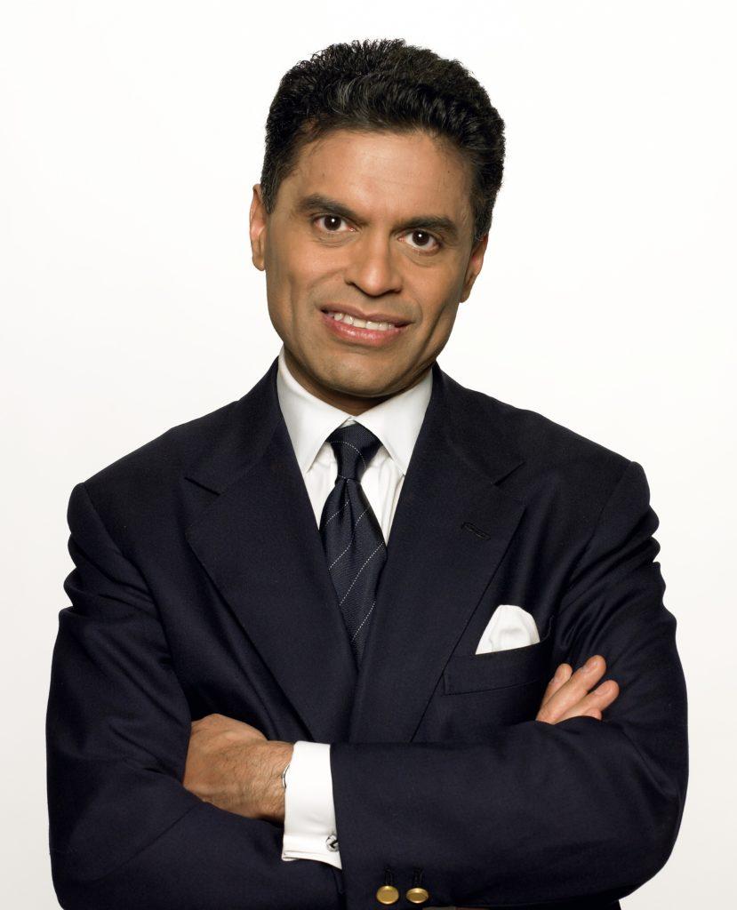 2012Fareed Zakaria, CNN Sunday-show host