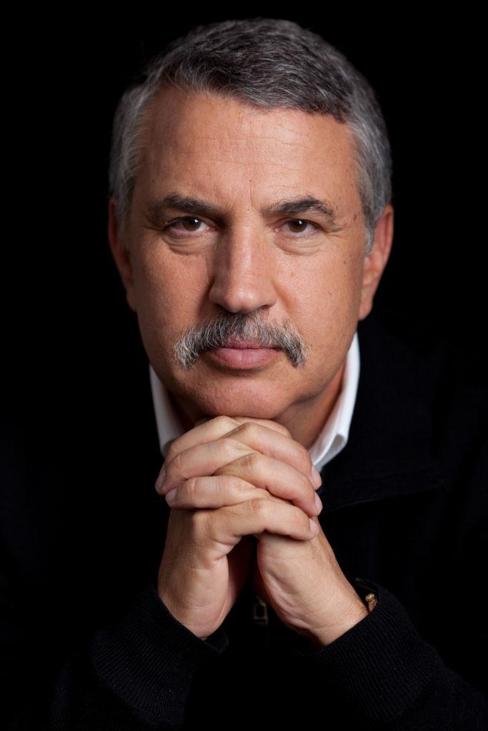2013Thomas L. Friedman, New York Times columnist