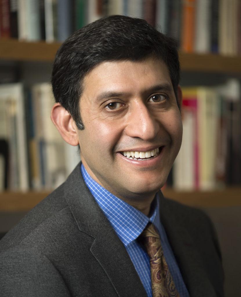 2018Johann Neem, author and professor of history, Western Washington University