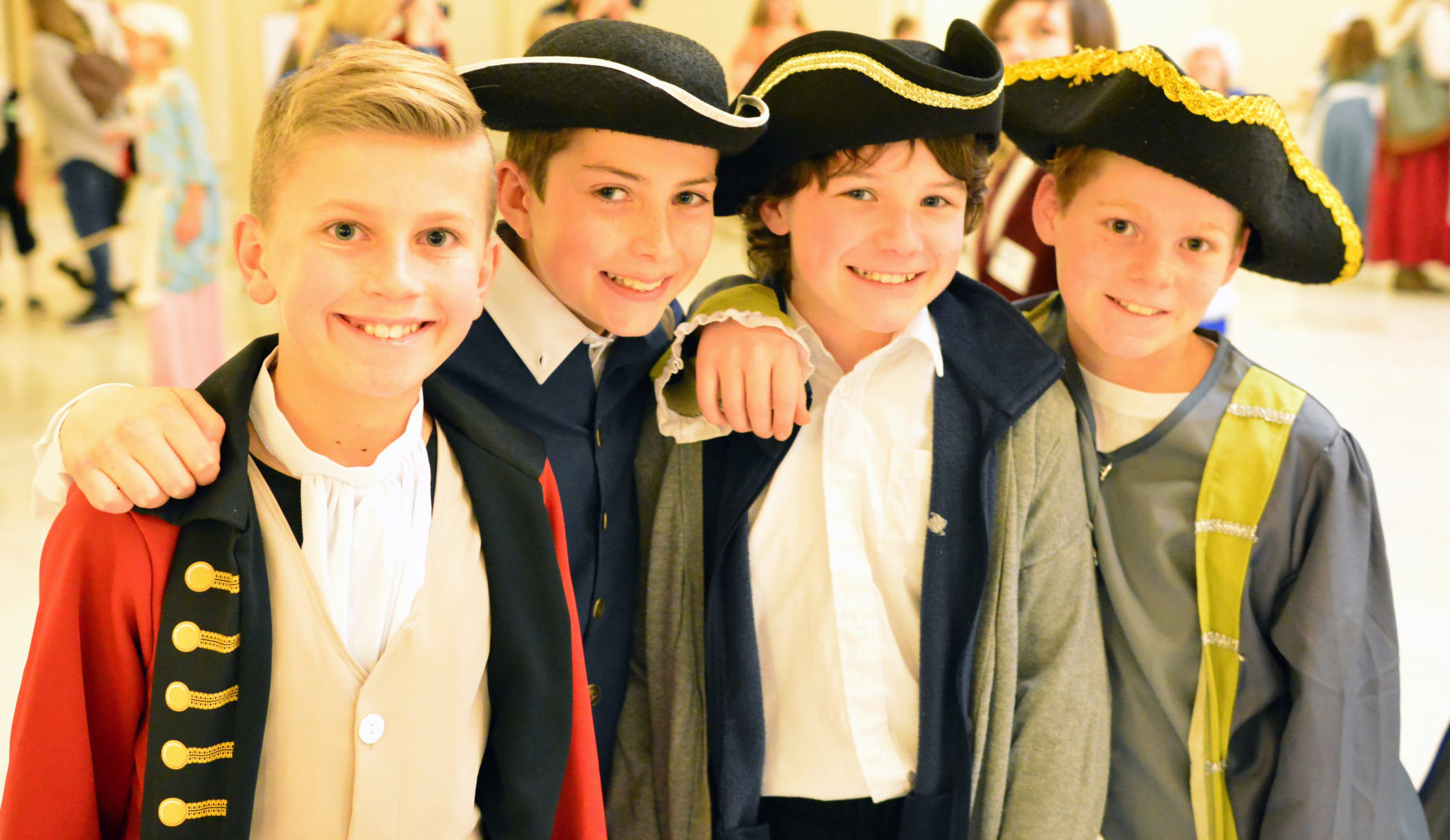 Students to Journey Back in Time During Colonial Day at Oklahoma History Center
